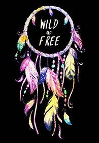 Poster Wild and Free