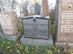 killed in an accident  Waldheim Jewish Cemeteries  Forest Park, Illinois