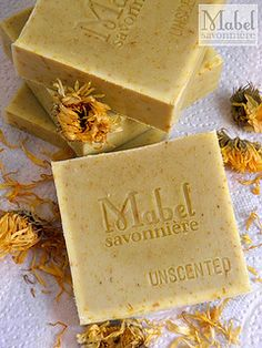 Calendula Olive Soap by meiteoh, via Flickr
