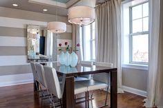 Historic Rehabbed Condominium Dining Room on RoomReveal