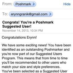 Cute closet alert! Shop erynn's closet on @poshmark. Join with code: BUVIJ for a $5 credit!