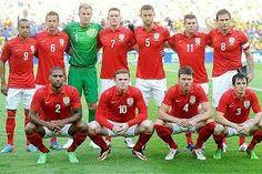 Inglaterra Mundial 2014