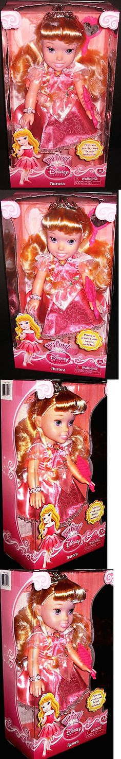 Snow White 19222: Disney Princess Aurora Sleeping Beauty Doll Jewels Toddler Girls Gift 4+ New -> BUY IT NOW ONLY: $32 on eBay!