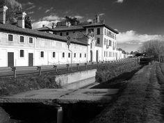Naviglio, Milan, italy