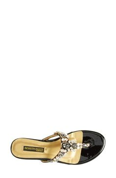 Benjamin Adams London 'Richmond' Flat Sandal (Women) | Nordstrom