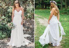 14 jeitos de usar o vestido de noiva mais popular do Pinterest