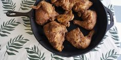 Spicy Southern-Fried Chickencountryliving