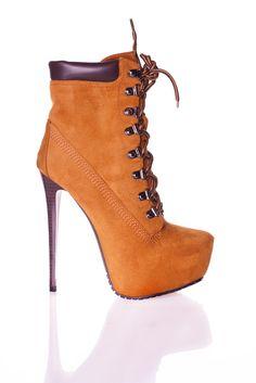 Timberland High Heels: