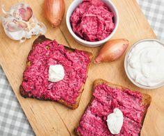 řepová pomazánka s kozím sýrem Food Inspiration, Meat