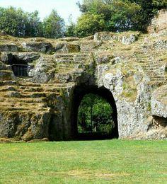 Anfiteatro romano di Sutri, Viterbo