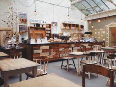 Yumchaa cafe in London
