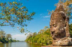 Tempio di Bayon - #angkor #cambogia #travel #viaggi #viaggiaresumisura
