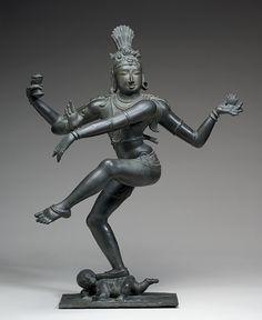 Shiva Nataraja The Nelson-Atkins Museum of Art Indian Gods, Indian Art, Chola Dynasty, Asian Sculptures, Hindu Statues, Shiva Statue, Indian Classical Dance, Nataraja, Hindu Deities