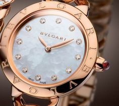 Bulgari Bulgari Catene Bulgari Bulgari Catene is as much a jewel as a  timepiece, a showcase of watchmaking magnificently sculpted in gold. 84089310b0f