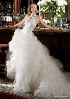 Abiti da #sposa #AlessandraR for #Nicole Spose 2013