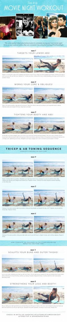 The BEST toning routines!
