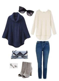 """""""Untitled #110"""" by kduffy-1 on Polyvore featuring Joules, Topshop, Karl Lagerfeld and Dorothy Perkins"""