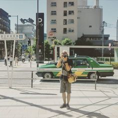 Summer in Japan with Warning Clothing