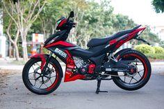 Ducati, Yamaha, Motorcycle Mechanic, 150cc Scooter, Honda Motorcycles, Mini Bike, Street Bikes, Surabaya, Custom Bikes