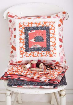 Issue 14 of Love Patchwork & Quilting is on sale now, and it's beginning to feel a lot like Christmas!