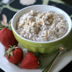 """Overnight Chai Oatmeal   """"The flavor is dead-on chai and smells delicious!"""""""
