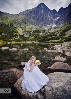 wedding Slovakia by Marek Zalibera on