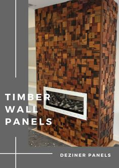 Many people love the look of Architectural Timber Panels in their homes. Deziner panels are specialize in old structure based Recycled Timber, Timber Tiles, Reclaimed Timber Panels and Handmade Timber Panel Products. Call us for further. Timber Wall Panels, Timber Tiles, Timber Panelling, Process Of Change, Reclaimed Timber, Bright Yellow, Mosaic Tiles, Recycling, Indoor