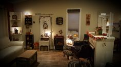 Fall Decor, Corner Desk, Furniture, Home Decor, Homemade Home Decor, Corner Table, Home Furnishings, Decoration Home, Arredamento