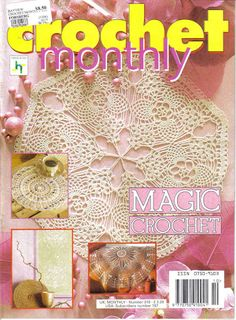 Crochet Monthly 310 - inevavae 2 - Picasa Web Albums