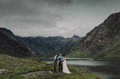 Secret Scottish Elopement on the Isle Of Skye: Laura + Damian | Green Wedding Shoes Wedding Blog | Wedding Trends for Stylish + Creative Brides