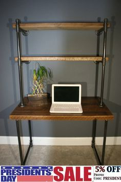 I think I would make this free standing - more flexibility - could be used in the kitchen, also.