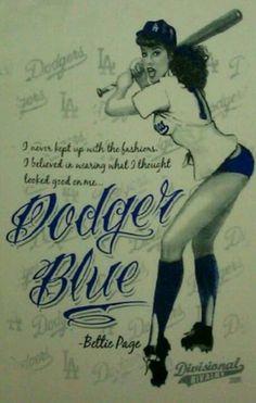 #dodgers #baseball #blue