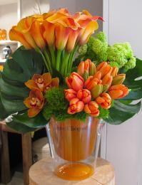 Floral Veuve Clicquot