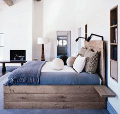 Bed color combo