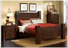 Classic Whitehall Sleigh Bed