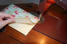 homemade bubble wrap envelope  By Your Hands: Tuesday Tutorial - Sew Sweet Stitched Packaging
