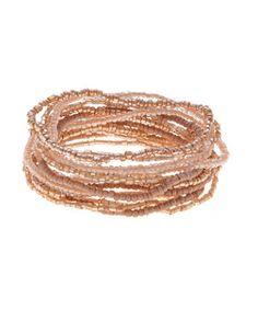 Multi Beaded Bracelets  £2.99  BUY 1 GET 1 FREE NewLook