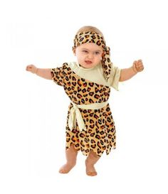 Πρωτόγονος στολή για αγόρια μωρά
