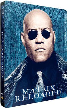 Matrix reloaded en blu-ray métal édition limitée