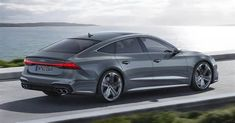 Audi has already given out a whole host of details for the upcoming . An eight-speed automatic transmission and all-wheel drive are standard on both cars, too. Outside the sportier bumpers are . New Audi R8, Audi Tt, Audi A7 Price, Audi All Models, Audi Dealership, Audi A7 Sportback, Lifted Ford Trucks, Audi Cars, New Engine