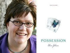Elana Johnson - Author of the Possession Series, Elevated and more