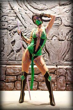 Mortal Kombat:  Jade