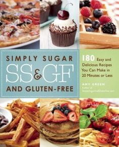 SSGF Cover NEW 2 One in ten people with type 1 diabetes also has celiac disease, an autoimmune digestive disease that requires eliminating all gluten from the diet. In the new cookbook, Simply Sugar and Gluten Free, Amy Green, M.Ed, the woman behind the SimplySugarandGlutenFree.com blog, hits the sweet spot for those with dual diagnoses. - See more at: http://asweetlife.org/feature/staying-simply-sugar-and-gluten-free-eating-with-amy-green/#sthash.EqsSlx88.dpuf