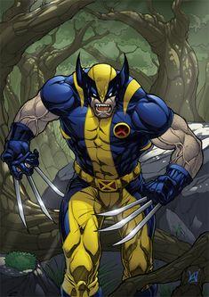 Daily @deviantART Picks for 07/29/2014 #Wolverine #Marvel | Images Unplugged