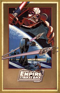"""Image of """"Empire Revisited Deluxe"""" by Lawrence Noble- Premium Paper (18"""" x 28"""")"""