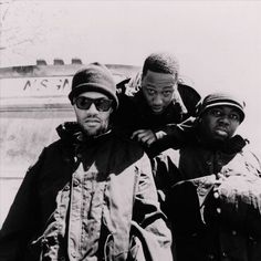 Def Squad (Redman, Keith Murray, Erick Sermon)