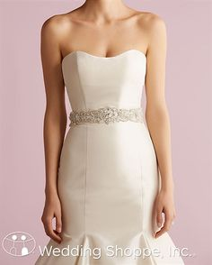 Bridal Belts and Sashes Allure  S73 Bridal Belts and Sashes Image 1