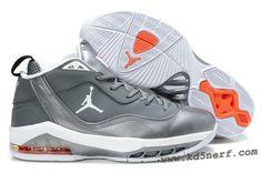 Jordan Melo M8 Carmelo Anthony Shoes Gray