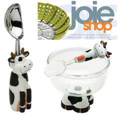 Fun and whimsical kitchen gadgets at Jo!e Shop