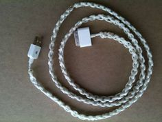 Paracord iPhone Cable